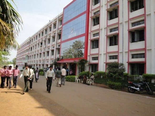 AVANTHI INSTITUTE OF ENGINEERING AND TECHNOLOGY VISAKHAPATNAM