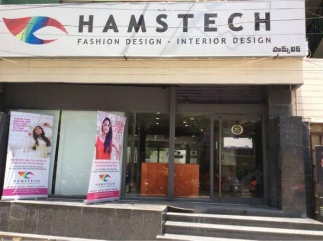 Hamstech Institute Of Fashion Interior Design Hyderabad