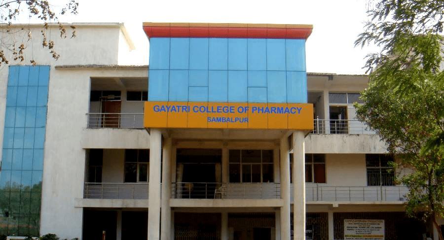 GAYATRI COLLEGE OF PHARMACY – (GCP), SAMBALPUR