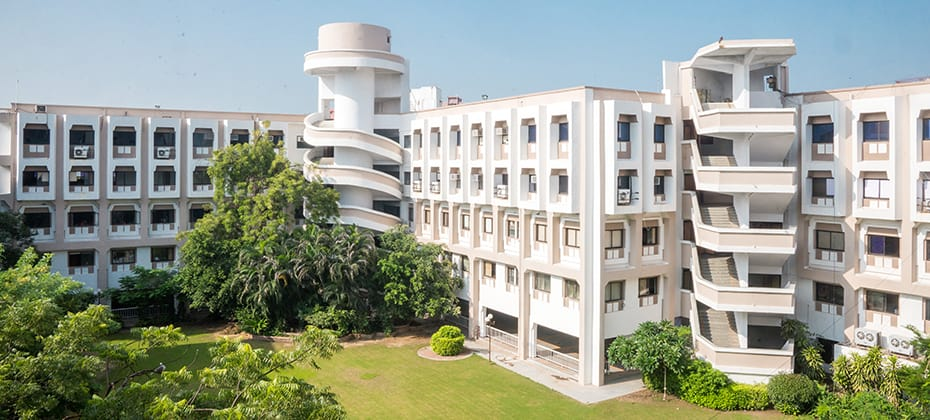 GLS INSTITUTE OF COMPUTER APPLICATION, AHMEDABAD