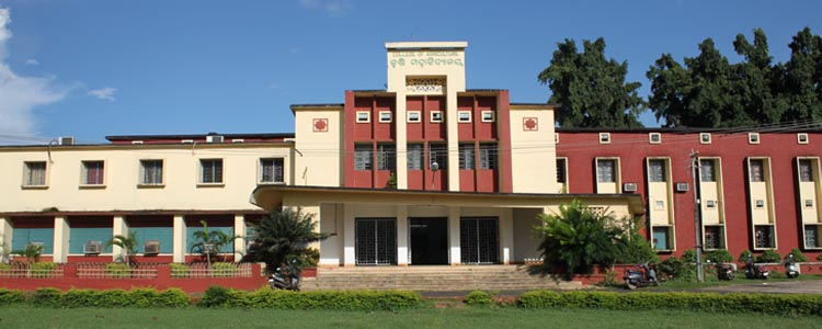 ORISSA UNIVERSITY OF AGRICULTURE AND TECHNOLOGY – (OUAT), BHUBANESWAR