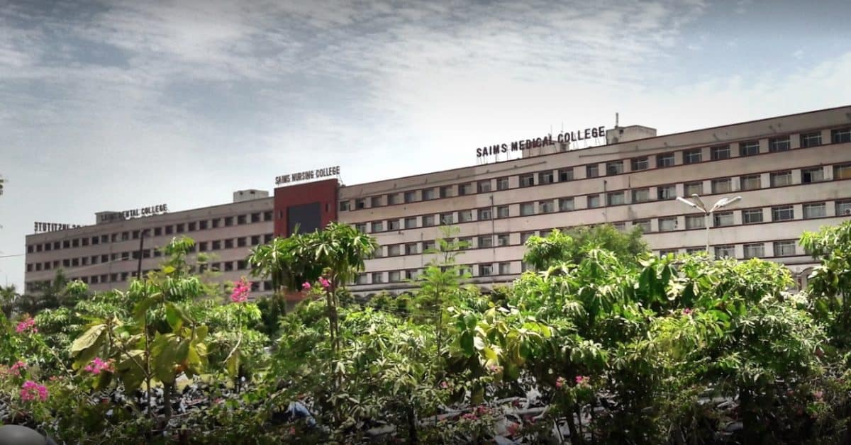SRI AUROBINDO INSTITUTE OF MEDICAL SCIENCES – (SAIMS), INDORE