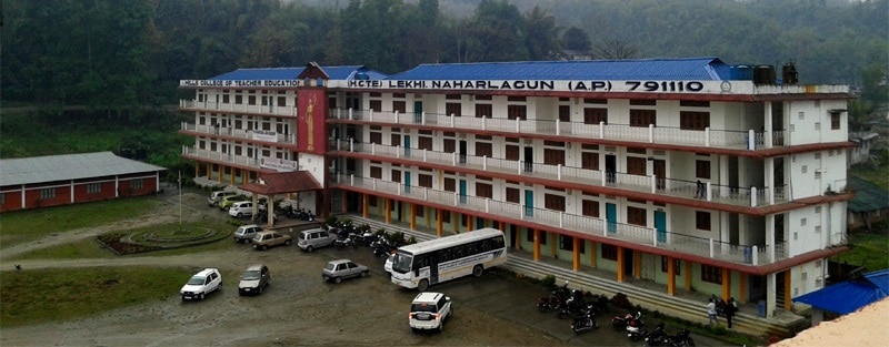 HILLS COLLEGE OF TEACHER EDUCATION – (HCTE), ITANAGAR