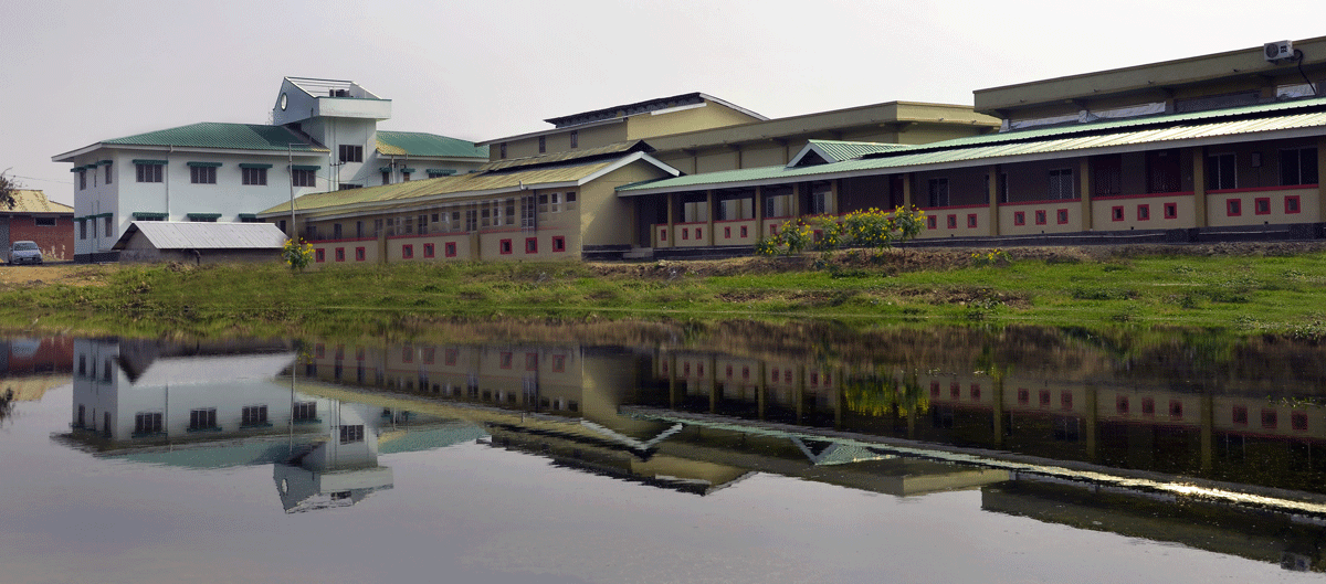 INDIAN INSTITUTE OF INFORMATION TECHNOLOGY – (IIITM), IMPHAL