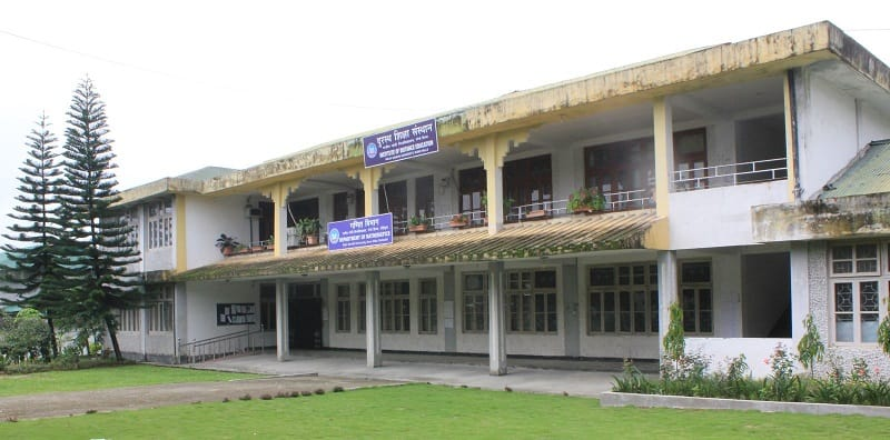 INSTITUTE OF DISTANCE EDUCATION, RAJIV GANDHI UNIVERSITY, ITANAGAR