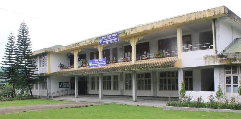 INSTITUTE OF DISTANCE EDUCATION, RAJIV GANDHI UNIVERSITY ITANAGAR