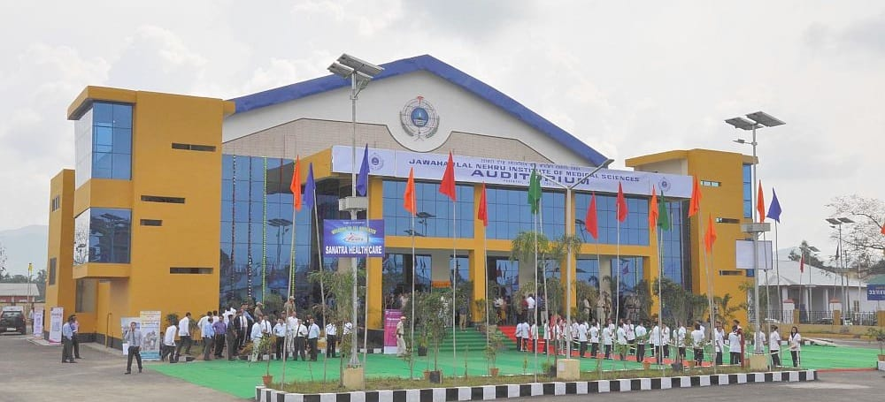 JAWAHARLAL NEHRU INSTITUTE OF MEDICAL SCIENCES – (JNIMS), IMPHAL