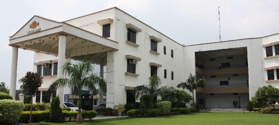 KASTURI RAM COLLEGE OF HIGHER EDUCATION, NEW DELHI