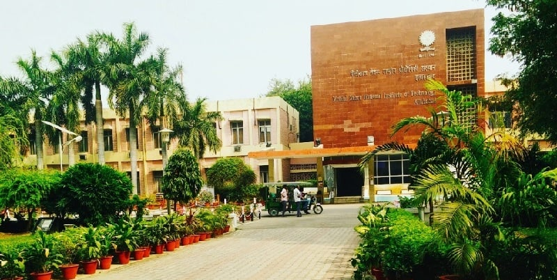 MOTILAL NEHRU NATIONAL INSTITUTE OF TECHNOLOGY – (MNNIT), ALLAHABAD