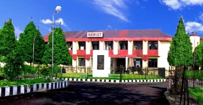 NORTH EASTERN REGIONAL INSTITUTE OF SCIENCE AND TECHNOLOGY ITANAGAR