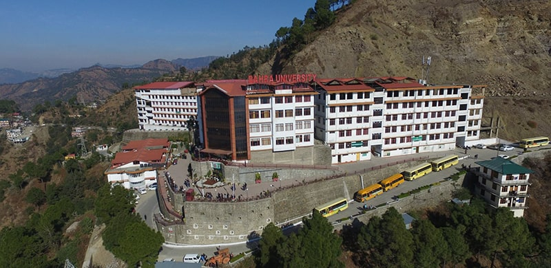 Bahra University – (BU), Shimla