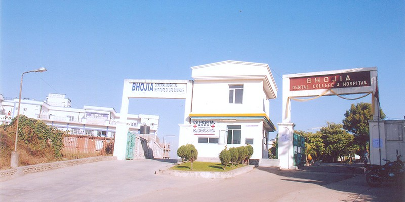 Bhojia Dental College And Hospital, Baddi