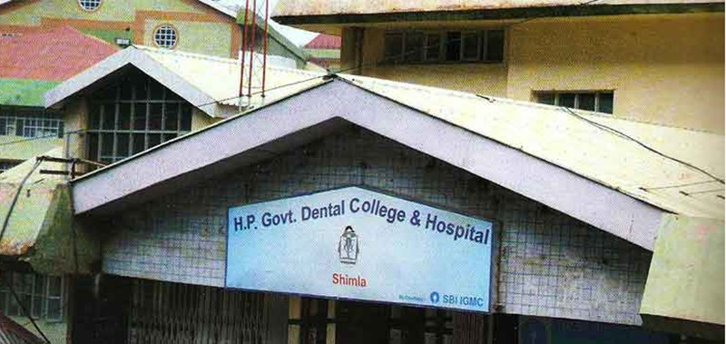 Hp Government Dental College & Hospital, Shimla