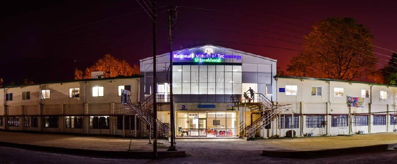 National Institute Of Technology – (NIT), Srinagar Garhwal