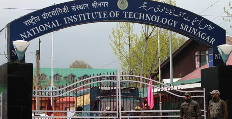 National Institute Of Technology – (NIT), Srinagar